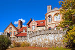 Searles Castle, Windham, New Hampshire
