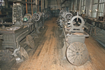 Heavy Machine Shop in Main Laboratory, Thomas Edison National Historical Park, West Orange, New Jersey
