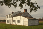 Craig House, 18th Century Dutch Framed Farmhouse, Monmouth Battlefield State Park, American Revolutionary War, Freehold, New Jersey