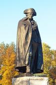 General Von Steuben Statue, American Revolutionary War Bronze Statue, Valley Forge National Historical Park, Pennsylvania