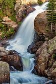 Alberta Falls, Rocky Mountain National Park, Colorado