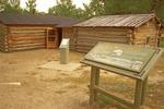 John Ware Cabin, Dinosaur Provincial Park, Alberta, Canada, Canadian