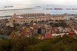 Gibraltar Town, Rock of Gibraltar, United Kingdom, Great Britain