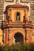 Musical Fountain, Damsels Garden, Royal Palace Alcazar, Sevilla, Andalucia, Spain