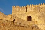 Castillo Guzmán el Bueno, Castle of Guzman The Good, 10th Century Medieval Architecture, Tarifa, Andalucia, Spain