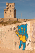 Santa Catalina Castle, Tarifa, Andalucia, Spain