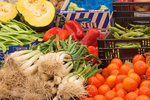 Fruits and Vegetables in Market, Osuna, Andalucia, Spain
