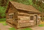 Beaumont Cabin, 19th Century Log Cabin, Olympic National Park, Washington
