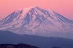Mount Adams Sunset from Windy Ridge in Mt. St. Helens National Volcanic Park, Washington