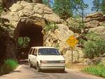 Road Tunnel, Custer State Park, Black Hills, South Dakota