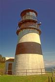 Cape Disappointment Light, 19th Century Lighthouse, Ilwaco, Washington