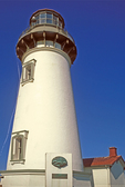 Yaquina Head Light, 19th Century Lighthouse, Newport, Oregon