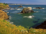 Oregon Coast, Yaquina Head Outstanding Natural Area, Newport, Oregon