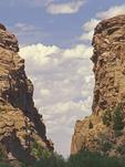 Devil's Gate, Oregon National Historic Trail, Wyoming