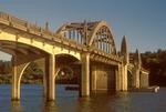 Siuslaw River Bridge, Bascule Bridge, Florence, Oregon