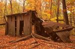 Pocosin Mission Ruins, Blue Ridge Mountains, Shenandoah National Park, Virginia