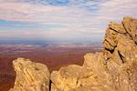 Humpback Rocks, Blue Ridge Parkway, Blue Ridge Mountains, Appalachian Mountains, Virginia