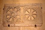 Remnant of the Visigothic Church, Mezquita Catedral de Córdoba, Mezquita de Córdoba, Mezquita, Great Mosque of Córdoba, 8th Century Visigothic Architecture, Andulucia, Cordoba, Spain