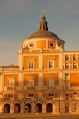 Royal Palace of Aranjuez, Palace Real, 17th Century Renaissance Architecture, Royal Estate of the Crown of Spain, Community of Madrid, Aranjuez, Spain