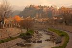 Genil River, Granada, Andalucia, Spain