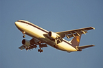 United Parcel Service UPS Airplane Flying