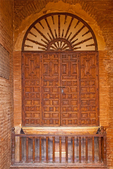 Puerta de la Justicia, Gate of Judgment, Entrance Gate to the Alhambra, Granada, Andalucia, Spain