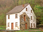 Armorer's House, Harpers Ferry National Historical Park, West Virginia