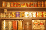 Goods in Country Store, Landis Valley Museum, Lancaster, Pennsylvania