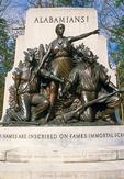 Alabama State Monument, American Civil War Memorial, Gettysburg National Military Park, Gettysburg, Pennsylvania
