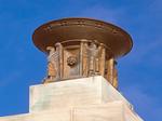 Eternal Light Peace Memorial, American Civil War Memorial, Gettysburg National Military Park, Gettysburg, Pennsylvania