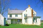 Mumma House, Antietam National Battlefield, American Civil War Battle of Antietam, Battle of Sharpsburg, Sharpsburg, Maryland