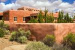 Painted Desert Inn, Pueblo Revival architecture, Petrified Forest National Park, Holbrook, Arizona