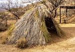 Apache wickiup, Fort Bowie National Historic Site, Arizona