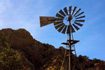 Windmill in Faraway Ranch, Chiricahua National Monument, Arizona