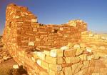 North Box Canyon Ruins, Wupatki National Monument, Flagstaff, Arizona