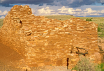 Lomaki Ruins, Wupatki National Monument, Flagstaff, Arizona