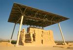 Big House, Casa Grande Ruins National Monument, Hohokam Ancestral Puebloan Ruins, Coolidge, Arizona
