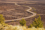 Park Road and Big Sink Area, Craters of the Moon National Monument and Preserve, Idaho