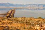 Antelope Island Causeway, Great Salt Lake, Antelope Island State Park, Syracuse, Utah