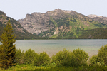 Phelps Lake and Teton Range, Laurance S. Rockefeller Preserve, Grand Teton National Park, Wyoming