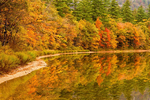 Echo Lake State Park, White Mountains, Conway, New Hampshire