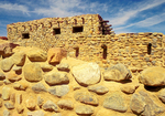 Besh-Ba-Gowah Archaeological Park, Salado Ancestral Puebloan Ruin, Globe, Arizona
