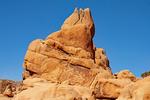 Tulip Formation, Split Rock Trail, Quartz Monzonite Granite, Joshua Tree National Park, Twentynine Palms, California