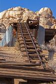 Wall Street Mill, Gold Ore Crushing Mill, Joshua Tree National Park, Twentynine Palms, California