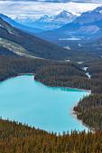 Peyto Lake, Canadian Rockies, Banff National Park, Alberta, Canada