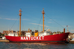 Nantucket Lightship #112, Boston Harbor, Massachusetts