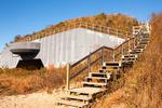 Battery Harris East, Fort Tilden, Gateway National Recreation Area, Rockaway Peninsula, Queens, New York