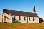 Chapel, Fort Tilden, Gateway National Recreation Area, Rockaway Peninsula, Queens, New York
