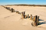 Beach Posts, Fort Tilden, Gateway National Recreation Area, Rockaway Peninsula, Queens, New York