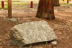 Galen Clark Grave, Pioneer Cemetery, Yosemite Valley, Yosemite National Park, California